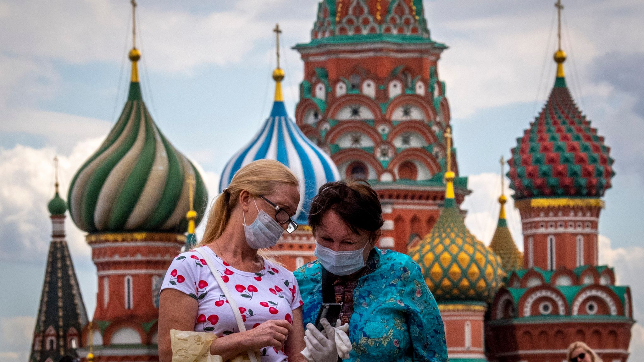 Traveling to Russia in pandemic